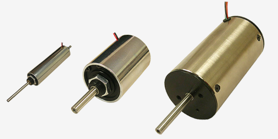 What are servo motor actuators for Direct drive servo motor