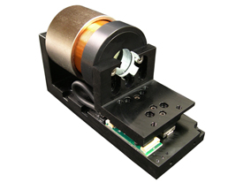 Hollow core voice coil driven stages for Linear voice coil motor