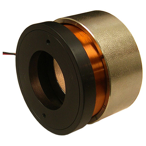 Hollow core linear voice coil motors for Linear voice coil motor